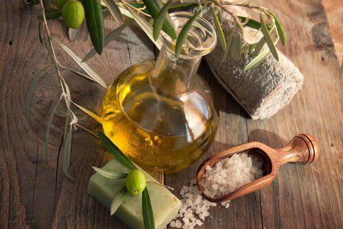 Olivolja kan motverka ärr