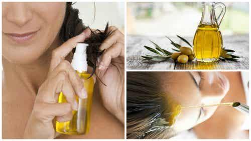 6 sätt att applicera olivolja i håret för otaliga fördelar