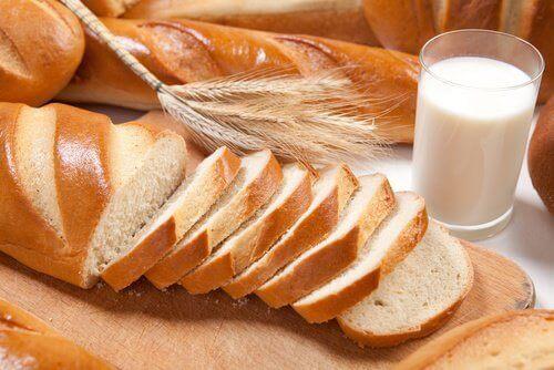 Vitt bröd