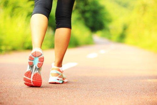 Löpning sänker din kropps sanna ålder