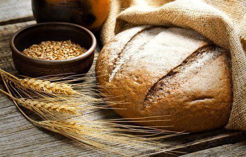 Fullkorn och bröd