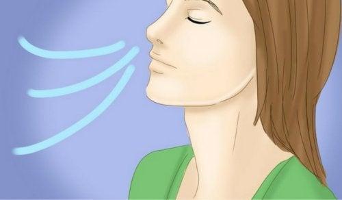 Hindra stress från att påverka dig