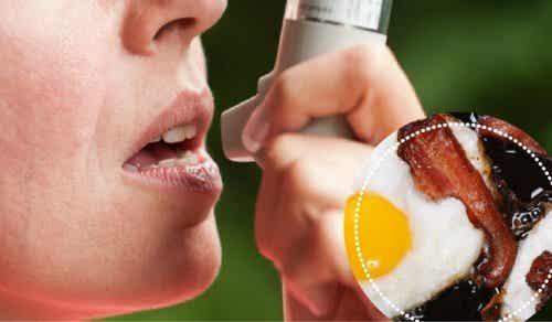 7 livsmedel du borde undvika om du har astma