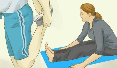 5 tips för att förebygga kramper i benen
