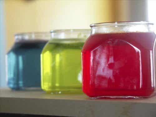 Hur man gör en miljövänlig luftfräschare av gelatin