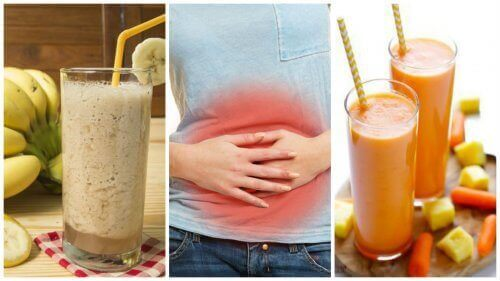 5 naturliga smoothies som hjälper dig att reglera matsmältningen