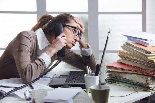 Stress och ångest har olika ursprung