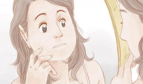 Tips för ett smalare ansikte