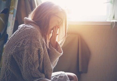 Kronisk trötthet gör att du känner dig utmattad