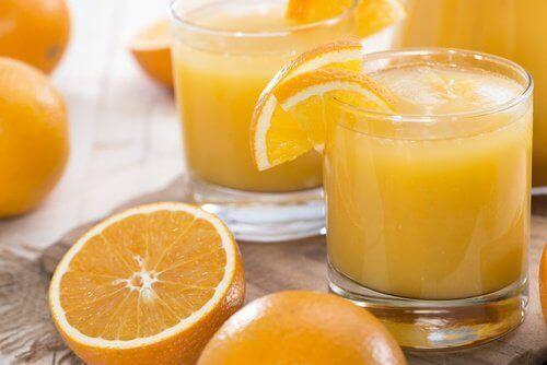 8 vanliga symptom på C-vitaminbrist