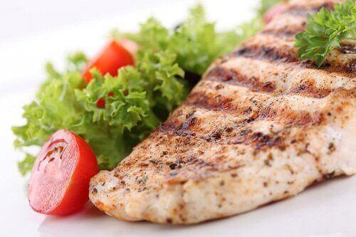livsmedel som lugnar dig: fisk