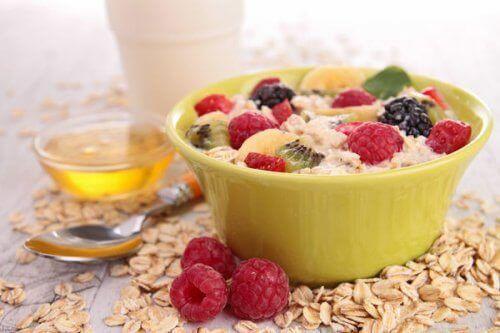 Lösliga fibrer kan lindra IBS