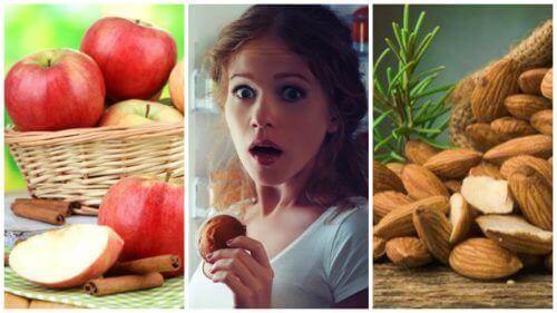 7 livsmedel som lugnar dig när du har ångest över din diet