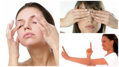 Fantastiska övningar för att stärka synen
