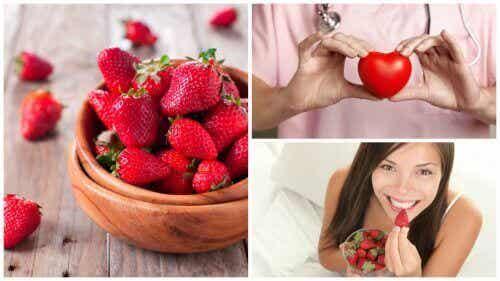 8 saker jordgubbar gör för din hälsa