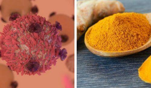 Lär dig hur gurkmeja kan mildra cancer