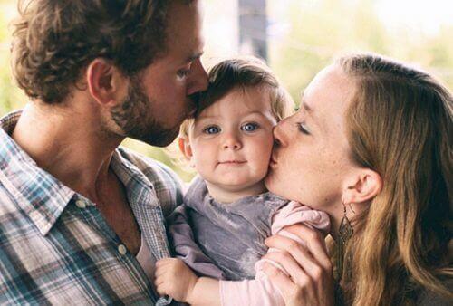 Föräldrar med barn