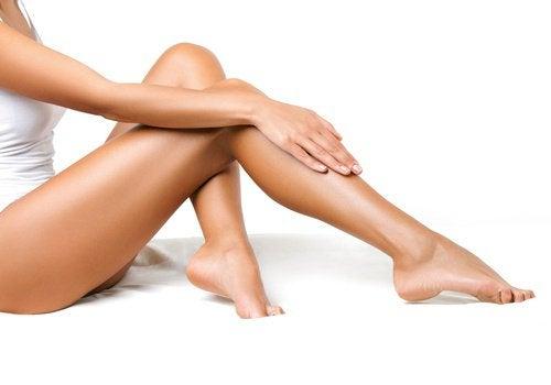 Sju sätt att öka blodflödet i benen på 20 dagar