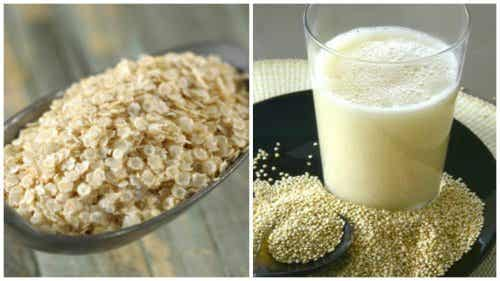 Fördelarna med quinoamjölk och hur du gör det