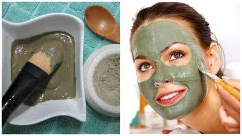 Den här ansiktsmasken kan hjälpa dig att ta bort märken