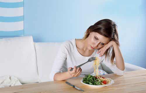 Bekämpa depression: mat som får dig på bättre humör