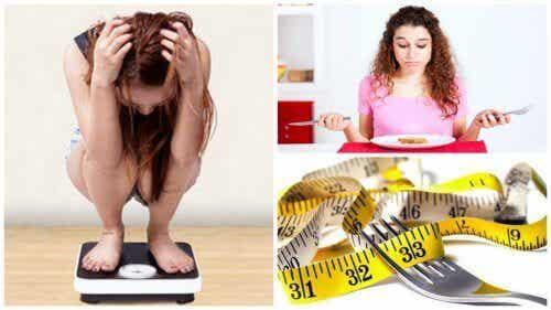De 7 fallgroparna när man försöker tappa vikt