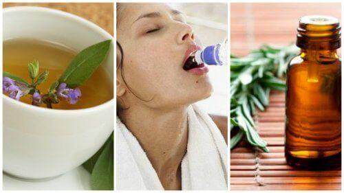 7 intressanta tricks för att bekämpa överdriven svettning
