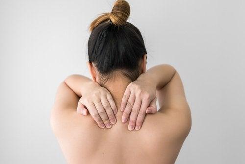 Sjuka muskler på grund av vätskebrist