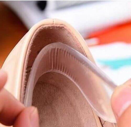 Silikonskydd för skor