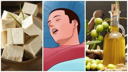 7 livsmedel som kan hjälpa dig att sluta snarka