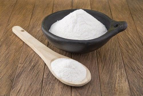 Bikarbonat är en naturlig produkt