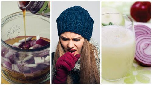 5 sätt lök kan hjälpa dig att bli av med hosta