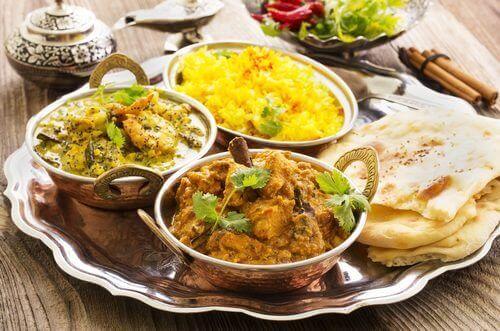 Upptäck den indiska dieten för viktnedgång