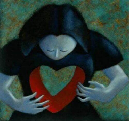 Ett hål i mitt hjärta: jag saknar något jag inte kan förklara