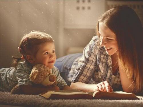 Förhållandet mellan föräldrar och barn påverkar framtiden