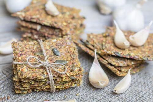 Hur man gör gluten- och laktosfria kex