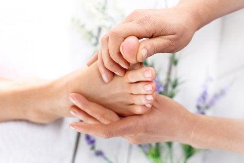 6 olika kroppsdelar du med fördel kan massera
