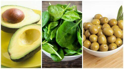 Inkludera dessa livsmedel i din kost för extra vitamin E