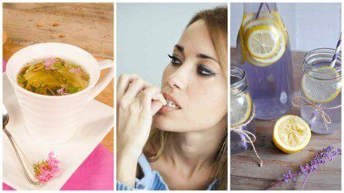 Lugna dina nerver med dessa 6 naturliga kurer
