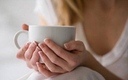 Ett lugnande te