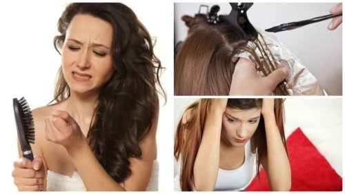 Tappar du mycket hår? Här är 7 möjliga anledningar