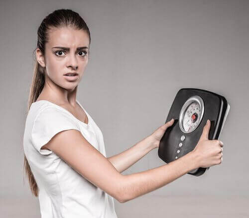 Högt blodsocker kan leda till viktnedgång