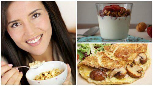 Prova dessa 5 nyttiga, proteinrika recept till frukost