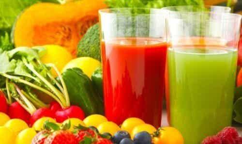 5 enkla recept för rensning av levern