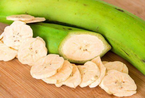 Gröna kokbananer kan förbättra och reglera hjärtrytmen