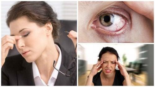 8 symptom på visuell stress – är du drabbad?