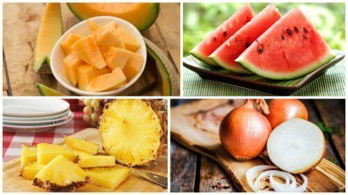7 vätskedrivande livsmedel du bör lägga till i din kost