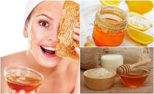 Minska rynkor med 5 honungsmasker