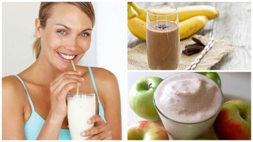 Bli mer produktiv med 5 proteinrika smoothies