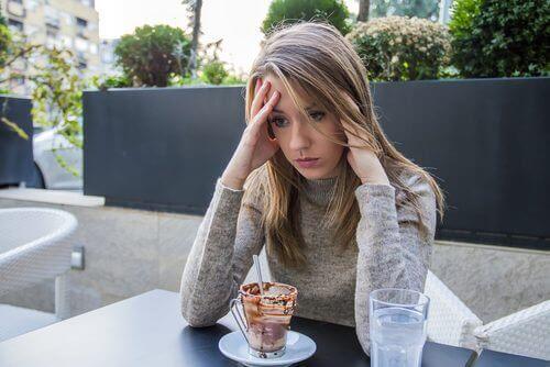Varför man kanaliserar sina känslor genom mat